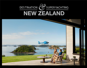 Superyachting New Zealand